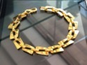 Girls Gold Bracelet