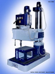 Heavy Duty Radial Drill Machine