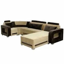 5 Seater Home L Shape Corner Sofa Set