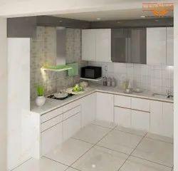 Acrylic Kitchen Shutter