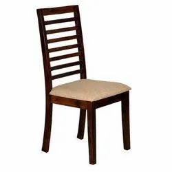 Brown Wooden Dining Room Chair, For Home, Size: 470x580x920 Mm