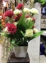 Colored Artificial Flowers Arrangements
