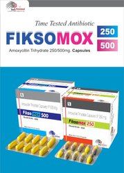 AMOXYCILLIN 500 MG,Lactic Acid Bacillus 2.5 Million Spores