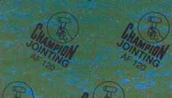 AF 120 Champion Gasket Sheet