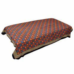 Katha Work Single Bedsheet 401