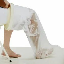 Soulgenie PVC, Rubber and Polypropylene. Leg Cast Cover, 320 Gm (approx)