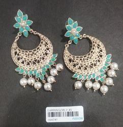 Designer Ethnic Traditional Antique Hanging Earring