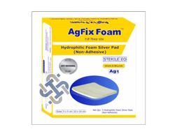 AgFix Foam Hydrophilik Foam Silver Pad Non Adhesive