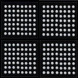 Lab Grown Diamonds 0.004ct to 3ct D to L Color IF to I Clarity