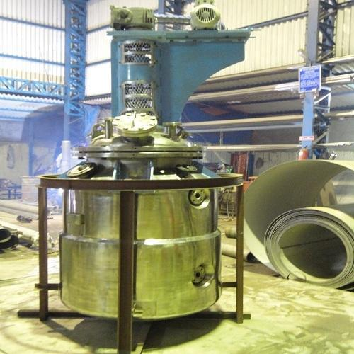 Cryogenic Reactor