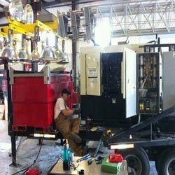 Diesel Generator Commissioning Service