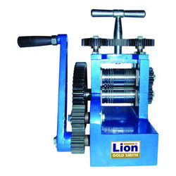 Manual Mini Rolling Mill 3 inch