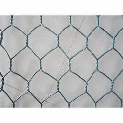GALVANISED HOP DIPPED GI WIRE Hexagonal Wire Mesh
