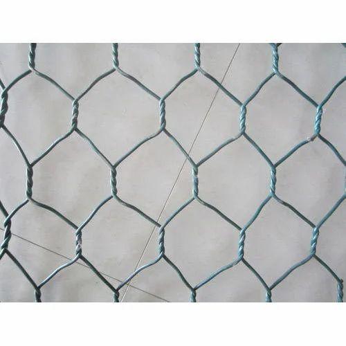 Hexagonal Wire Mesh, तार की षट्कोण जाली - Abhishek ...