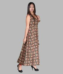 Maxi Type Full Length Dress
