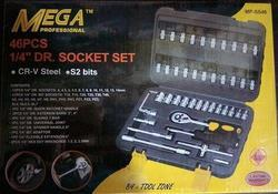 Mega 1246 1/4 - SOCKET SET