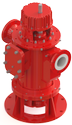 Vertical and External Bearing RV Series Twin Screw Pump