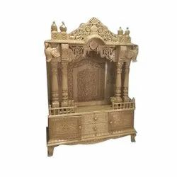 Shree Dev Mandir Gallery 2-3 Feet Handcrafted Temple