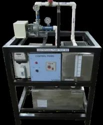 LOBE PUMP TEST RIG