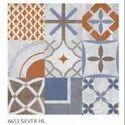 Digital printing floor tiles