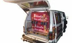 Van Model Soda Machine