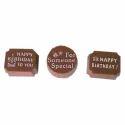 Message Chocolate
