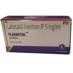 Labetalol Injection IP 5 mg/ml