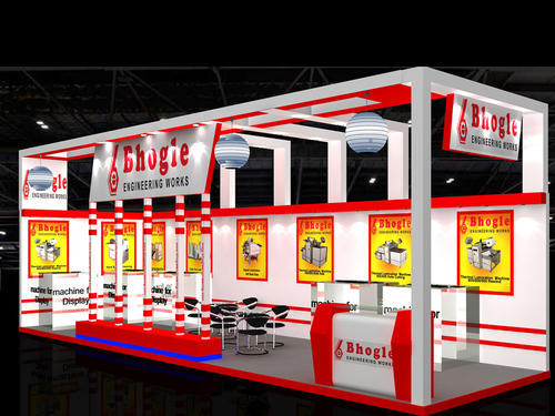 Exhibition Stand Design Specifications : Exhibition stand for exhibitions neo digitals id