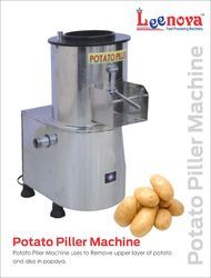 Potato Piller Machine