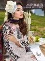 Shree Fabs Asifa Nabeel Lawn Collection Pakistani Style Catalog