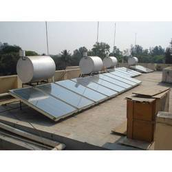 FPC type Solar Water Heating System