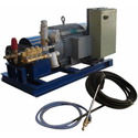 High Pressure Wet Sand Blasting Machine