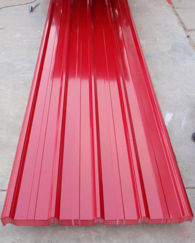 Galvanized Roofing Sheet Industrial Galvanized Roofing