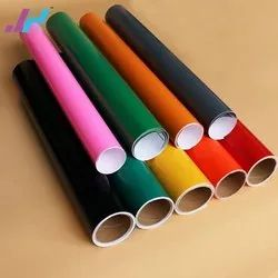 Multicolor Heat Transfer PU Vinyl Roll