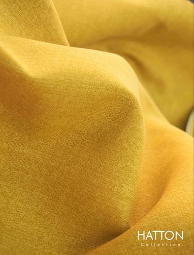 Polyester Plain Deus Fab Designer Yellow Sofa Fabric, For Sofa,Chairs