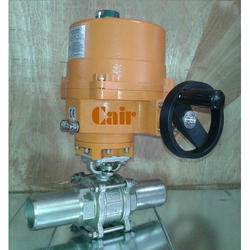 Boiler Motorized Ball Valve