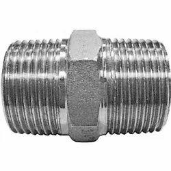 Carbon Steel BSPT Hex Nipple