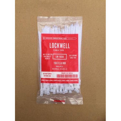 Lockwell Cable Tie 150 x 3.6 White