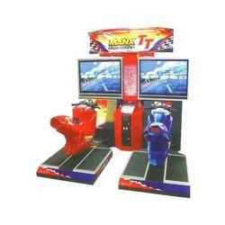 Manx TT Arcade Game