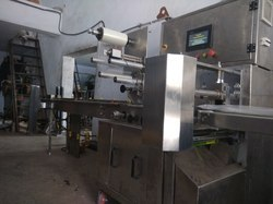 Servo Base Ice Cream Candy Packing Machine