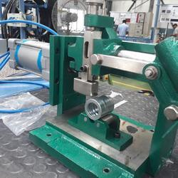 55 MM Diameter Pneumatic Roll Marking Machine