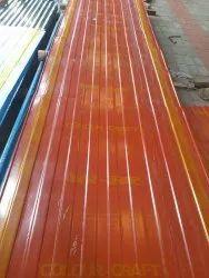 Steel Liner Profile Sheets