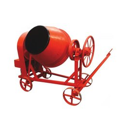 Tilting Type Able Electric Half Bag Concrete Mixer