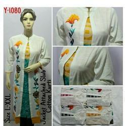 Jacket Attached Printed Kurti