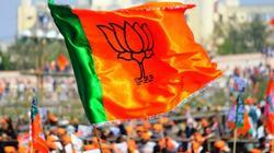 BJP Flag - BJP Party Flag Latest Price, Manufacturers & Suppliers