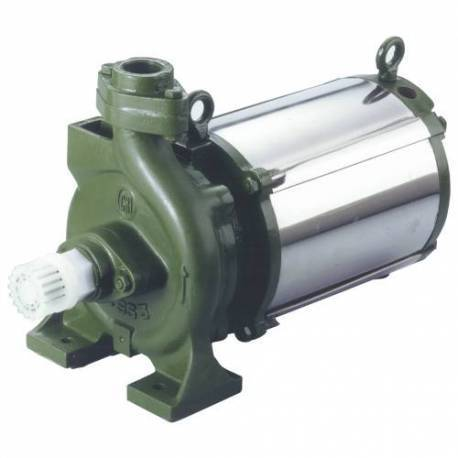 Three Phase Openwell Submersible Pump, Warranty: 12 months