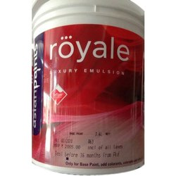 Low Sheen,Smooth Asian Royale Luxury Emulsion Paint