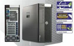 Intel Xeon E5-2630 x Dual CPU Dell Precision T5600 Workstation