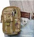 ROQ Tactical Molle Pouch Universal Outdoor Sport Utility Gadget Belt (Khaki)