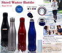 Steel Water Bottle H-132
